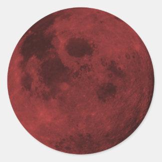Ultimate Crimson Moon Stickers