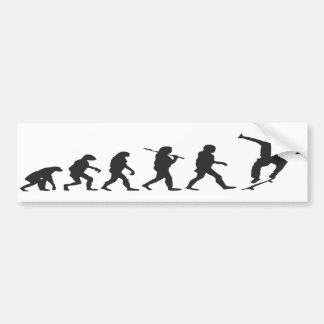 Ultimate Evolution! Bumper Sticker