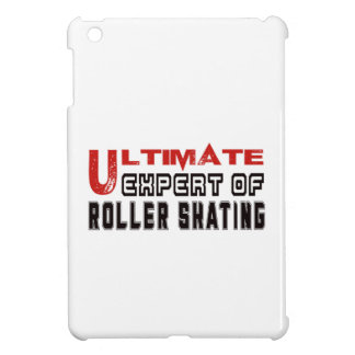 Ultimate Expert Of Roller Skating. Cover For The iPad Mini
