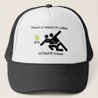ULTIMATE frisbee hat