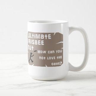 Ultimate Frisbee Nut Mug
