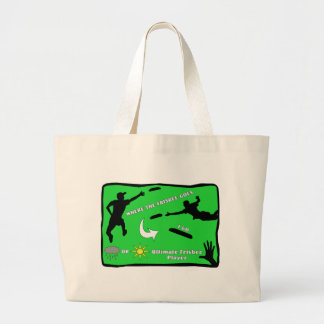 Ultimate Frisbee Rain or Shine Tote Bag