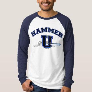 Ultimate HAMMER U BLUE BLACK T-Shirt