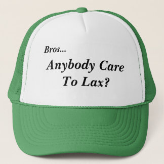 Ultimate Lax Hat