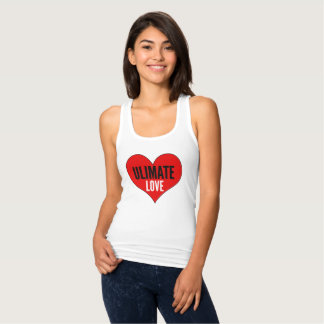 Ultimate Love Womens Tank Top