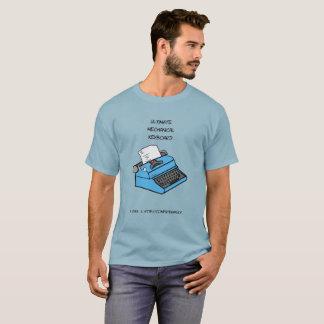 Ultimate Mechanical Keyboard - Typewriter T-Shirt