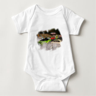 Ultimate Mopar Showdown 2 Baby Bodysuit