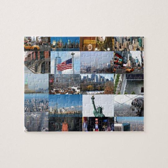 Ultimate! New York City Pro Photos Jigsaw Puzzle
