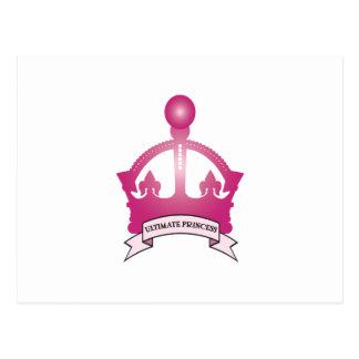 Ultimate Princess Post Cards