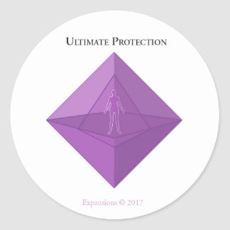 Ultimate Protection Stickers