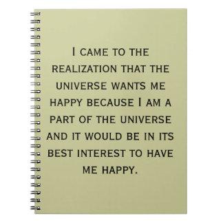 ultimate self confidence notebook