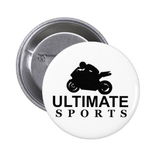 ULTIMATE SPORTS superbikes Pinback Buttons