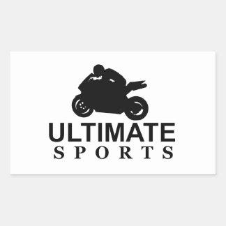 ULTIMATE SPORTS superbikes Sticker