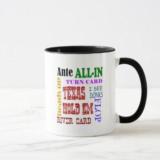 Ultimate Texas Holdem Mug