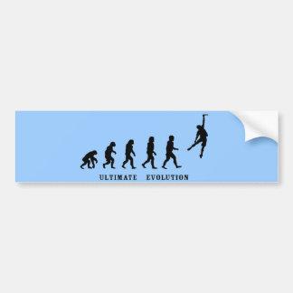 Ultimateevolution Bumper Bumper Sticker