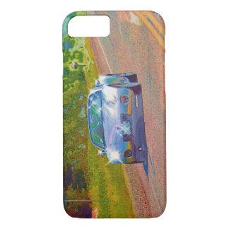 Ultra Cool Super Fast Silver Sports Car iPhone 7 Case