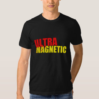Ultra Magnetic Red & Yellow Shirt