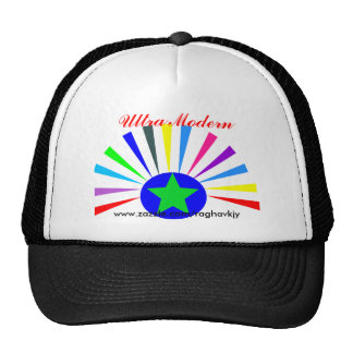 Ultra Modern Mesh Hats