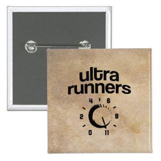 Ultra Runners 11 15 Cm Square Badge