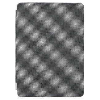 Ultra Thin Black & White Gradation Lines iPad Air Cover
