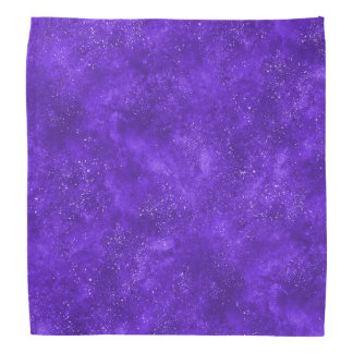 Ultra violet colour of the year bandanna