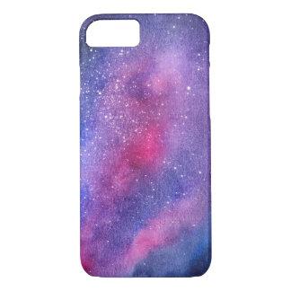 Ultra violet galaxy phone case