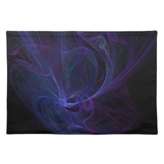 Ultra violet placemat