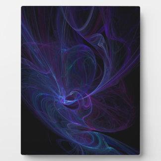 Ultra violet plaque