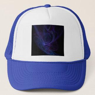 Ultra violet trucker hat