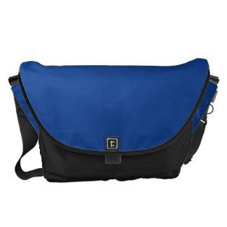 Ultramarine Blue Courier Bags