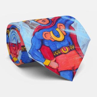 Ultrasonic Man Tie