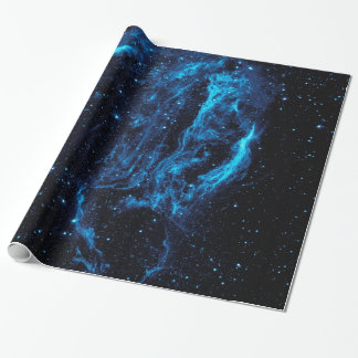 Ultraviolet image of the Cygnus Loop Nebula Wrapping Paper