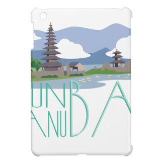 Ulun Danu Bali iPad Mini Covers