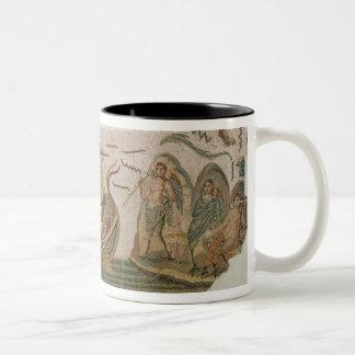 Ulysses and the Sirens Two-Tone Coffee Mug