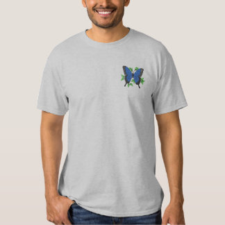 Ulysses Butterfly Embroidered T-Shirt