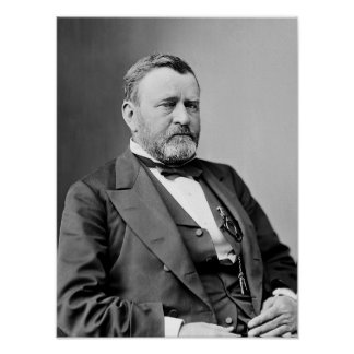 Ulysses Grant Poster
