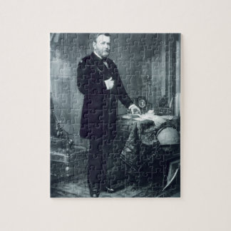 Ulysses S. Grant, 18th President of the United Sta Jigsaw Puzzle