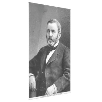 Ulysses S Grant by Great Atlantic & Pacific Tea Co Canvas Prints