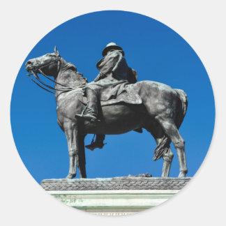 Ulysses S Grant Classic Round Sticker