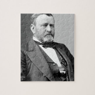 Ulysses S Grant Jigsaw Puzzle