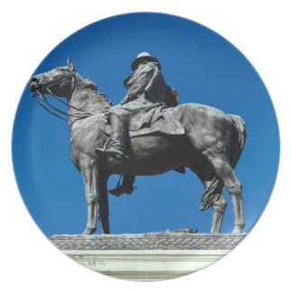 Ulysses S Grant Party Plate