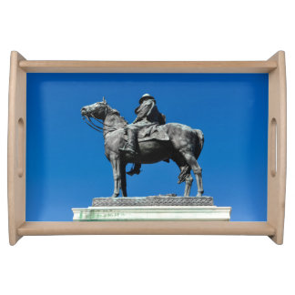 Ulysses S Grant Serving Tray