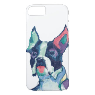 Ulysses Watercolor Pastel iPhone 8/7 Case