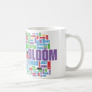 Ulysses Word Cloud Coffee Mug
