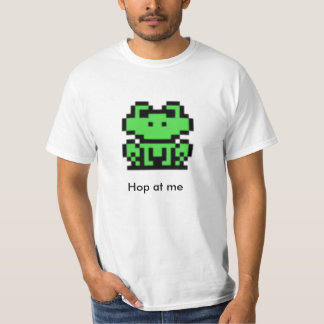 um-frogsuit, Hop at me Shirt