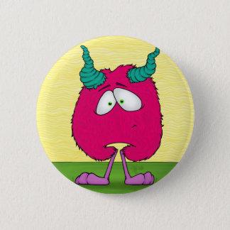 Uma the Monster 6 Cm Round Badge