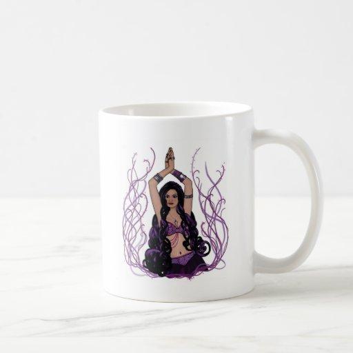 Umalini Belly Dancer Coffee Mugs