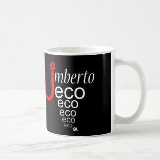 Umberto Eco Rose Coffee Mug