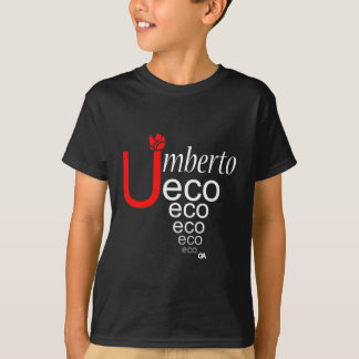 Umberto Eco Rose T-Shirt