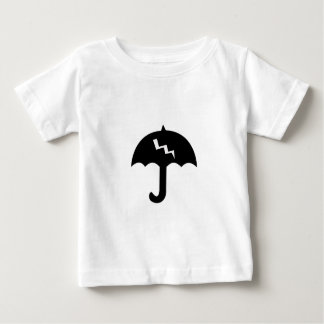 umbrella and  lighting baby T-Shirt